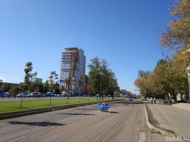 жк михайловский парк, михайловский парк пик