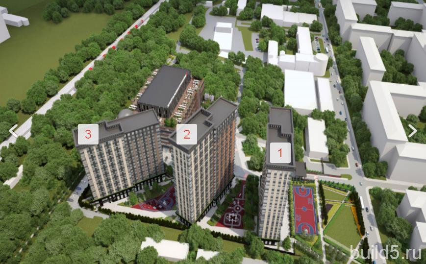 зорге 9 апартаменты, жк зорге 9